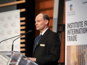 Prof Peter Draper - Institute for International Trade