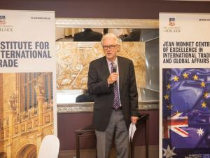 Prof Emeritus Christopher Findlay (UoA)