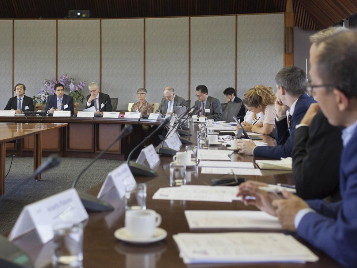 Global Trade Reform Roundtable